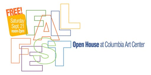 Columbia Art Center: Fall Fest
