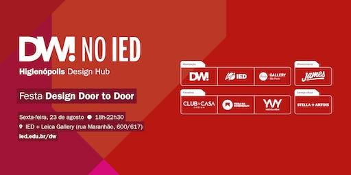 Festa Design Door to Door [IED + Leica Gallery]