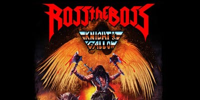 Ross the Boss (from Manowar) @ Holy Diver