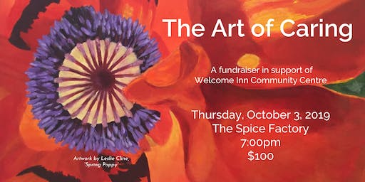 The Art of Caring: A Fundraiser in Support of Welcome Inn