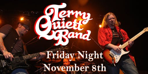 Terry Quiett Band wsg Hal Reed & Mississippi Journey | Redstone Room