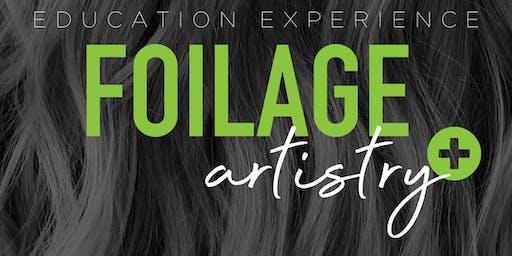 Foilage Artistry + (Arroyo Grande, CA.)