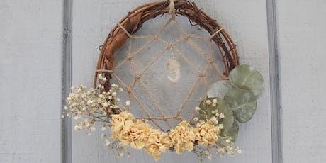 Wreath Craft & Sip tickets