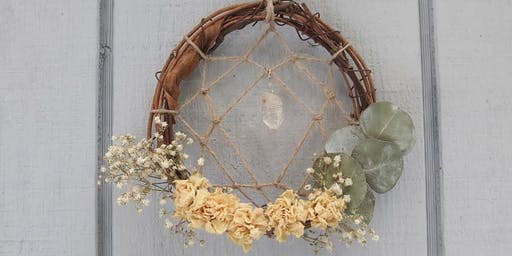 Wreath Craft & Sip
