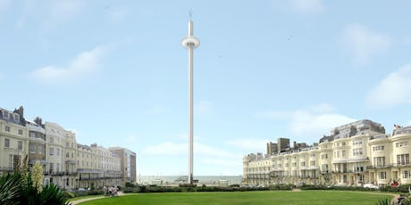 Technical Meeting - The British Airways i360 Observation Tower at Brighton tickets