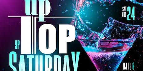 Up Top Saturday @ WoodTop Tavern tickets