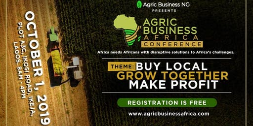 AGRICBUSINESS AFRICA CONFERENCE