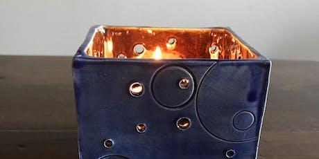 Bringing Light: Creating Ceramic Luminaries (2 week class) tickets