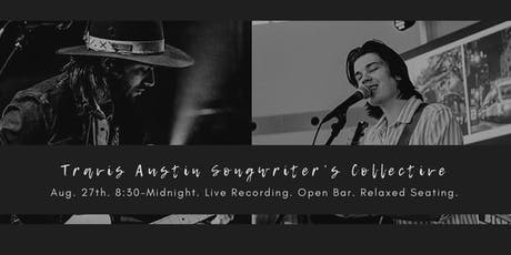 Travis Austin Songwriter's Collective: Justin Tipton with Cameron Havens tickets