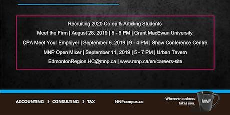 MNP - Open Mixer tickets