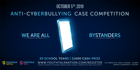 YouthTalkTech - Cybersecurity and Anti-Cyberbullying Case-Competition tickets