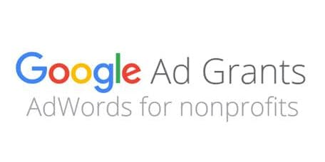 Apply for Google Grant