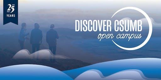 Discover CSUMB: Open Campus 2019