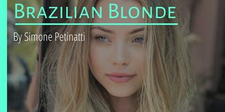 Brazilian Blonde by Simone Petinatti tickets