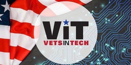 VetsinTech SF Bay Area & AT&T Web Dev Training tickets