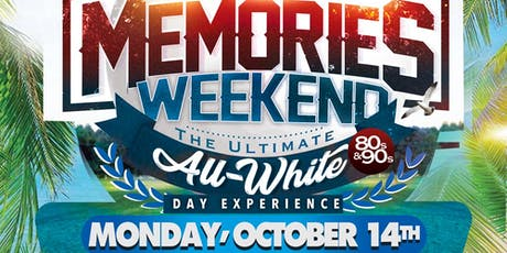 Memories Weekend Miami Carnival tickets