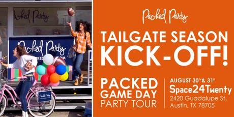Packed Party Gameday Tour Kick-Off With Urban Outfitters and Lucky Lab! tickets
