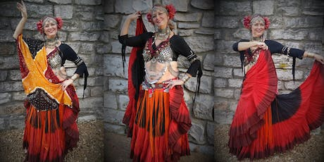 Tribal Fusion Belly Dance (Thurs @ 6) tickets