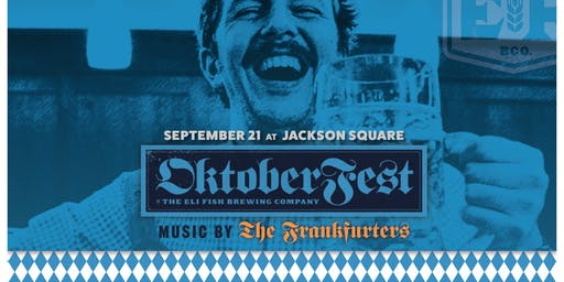 Eli Fish Oktoberfest in Jackson Square