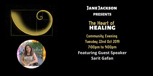 Personal Empowerment Poetry - A Heart of Healing Community Evening