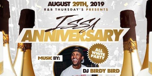 R&B Thursday Presents: Issa Anniversary