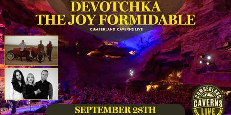 DeVotchKa & The Joy Formidable tickets
