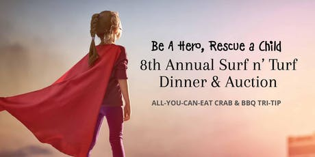 8th Annual Agape Villages Surf n' Turf Dinner & Auction tickets