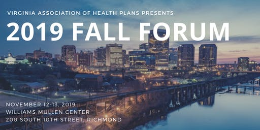 2019 VAHP Fall Forum
