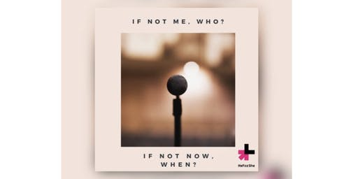 ✨ If not me, who? If not now, when? ✨