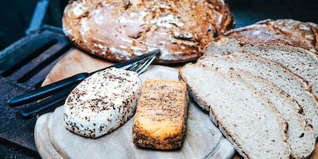 Fromages végétaux maison : les fromages fermentés tickets