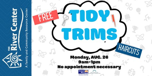 Tidy Trims - Free Back-to-School Haircuts
