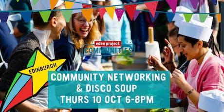 Community Networking & Disco Soup (Edinburgh) tickets