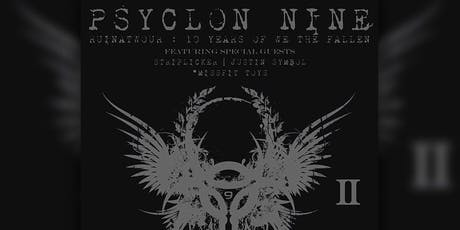 "Psyclon Nine  ""We The Fallen"" 10 Year Tour tickets"