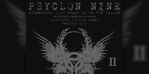 "Psyclon Nine  ""We The Fallen"" 10 Year Tour"