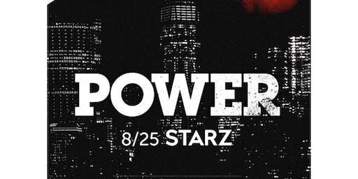 Power Premiere Party