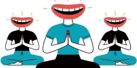 Atelier de yoga du rire et de rigologie billets