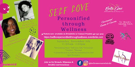 Self Love Personified through Wellness tickets