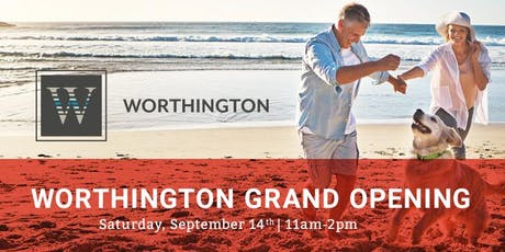 Worthington Grand Opening tickets