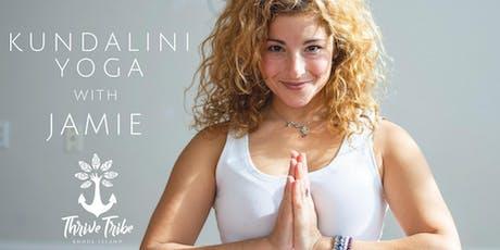 Kundalini Yoga Class tickets