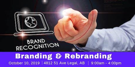 Branding & Rebranding - Legal, AB tickets
