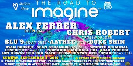 Offical Road To Imagine Chicago tickets