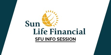 SFU Sun Life Financial Actuarial Science Info Session tickets