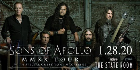 Sons of Apollo tickets