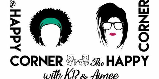 The Happy Corner: Live podcast recording at Two Brothers Roundhouse