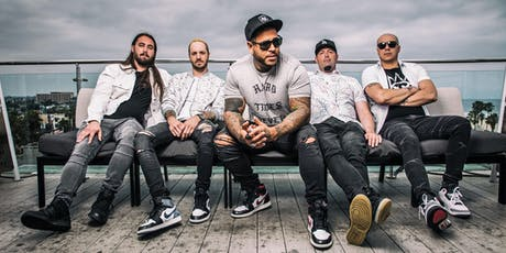 Bad Wolves w/ Fire From The Gods tickets