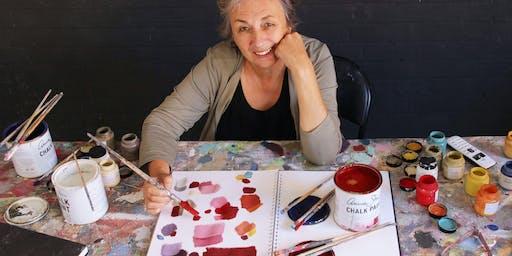 Chalk Paint® Workshop The Annie Sloan Method