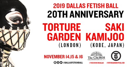 2019 Dallas Fetish Ball: 20th Anniversary