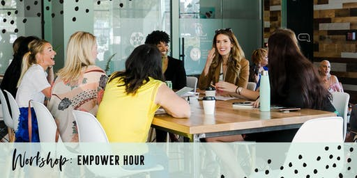 Rebelle Workshop - Empower Hour: Showing Up for Yourself