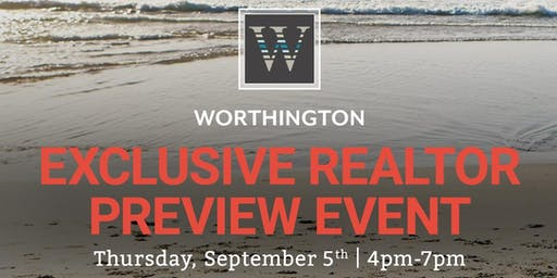 Worthington Exclusive Realtor Preview Grand Opening