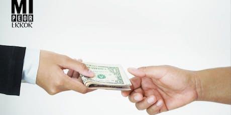 ¿Necesitas capital para invertir en tu negocio o para expandirlo? tickets